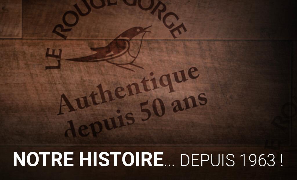 Histoire du melon Le Rouge Gorge