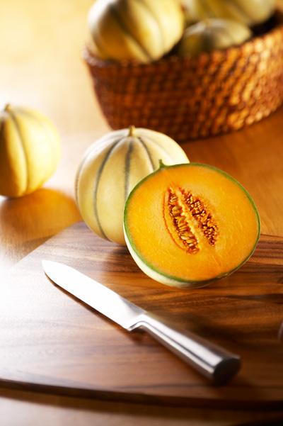 Melon charantais jaune : un melon de qualité
