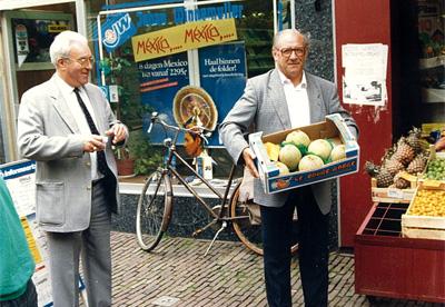 M. Couteleau - melons le Rouge Gorge